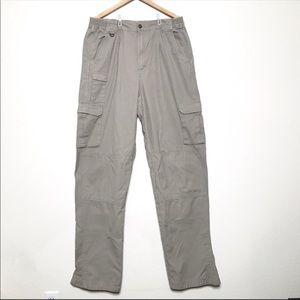 Cabela's Trail Hiker 7 Pocket Cargo Pants Size 38